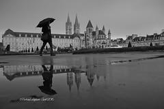 IMG_1520B - Walk in the rain - Caen, Calvados (14) - Normandy - BL - Avril 2016 (heuliez142011) Tags: road street outdoor pluie ii di normandie tamron normandy vc caen objectif f3563 pzd 16300mm heuliez142011
