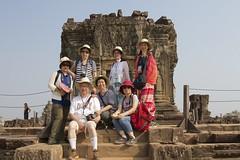 160222 Phnom Bakheng () (BY Chu) Tags: cambodia siemreap angkor phnombakheng
