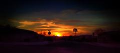 sunset (chazart7777) Tags: sunset sky clouds photomanipulation dusk gimp imagemanipulation tonemapping tonemap
