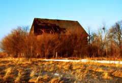 A Favorite Barn (forestforthetress) Tags: color field barn nikon outdoor decay farm ruraldecay deterioration omot