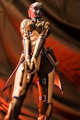 Liara3 (Michael A. Foster) Tags: me statue bishoujo liara masseffect liaratsoni