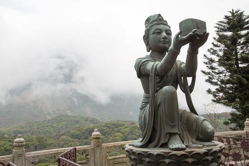 Big Buddha Lantau Hong Kong-20