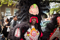 Mardi Gras Indian (michael.mu) Tags: leica carnival 35mm costume louisiana outdoor neworleans streetphotography africanamerican indians mardigras supersunday m240 colorefexpro spyboy leicasummicron35mmf20asph leicasummicronm1235mmasph