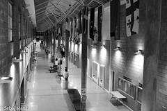 Limerick IT (sebai123) Tags: light blackandwhite college canon photography student hallway lit limerick 1200d