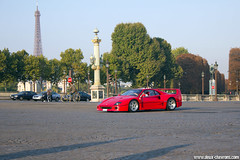 KB Rosso Corsa 09/2011 - Ferrari F40 (Deux-Chevrons.com) Tags: auto old paris france classic car sport classiccar automobile automotive ferrari voiture collection exotic coche oldtimer collectible rosso kb supercar collector exotics corsa ancienne f40 sportcar classique sportive ferrarif40 rossocorsa kbrossocorsa esuper
