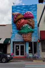 Lodziarnia Azucar w Little Havana | Azucar Icecream Company in Little Havana