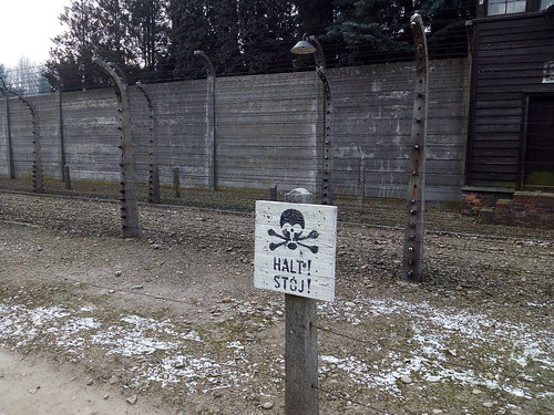"""Auschwitz-Birkenau <a style=""""margin-left:10px; font-size:0.8em;"""" href=""""http://www.flickr.com/photos/141744890@N04/26053697740/"""" target=""""_blank"""">@flickr</a>"""