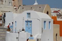 Home sweet home (Steenjep) Tags: sea house holiday home view santorini greece caldera oia ferie grkenland
