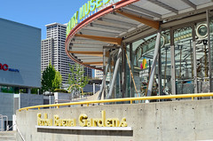 Merry Go Round Moscone Center (JINfotografo) Tags: sanfrancisco city urban nikon cityscape sigma sanfranciscobayarea soma yerbabuenagardens mosconecenter southofmarket d7000