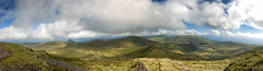 Panorama Flores Azores (explore) (andreasvdwal) Tags: ocean panorama flores landscape island atlanticocean azores