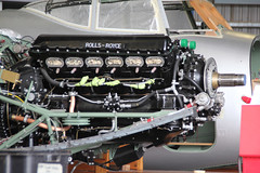 RR V12 mosquito_4270 (ZK-NGJ) Tags: march mosquito 31 warbird ardmore 2016 restorations