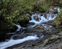 Dukes Creek Falls (bill.lepere) Tags: waterfall mountainstream helengeorgia dukescreekfalls georgiawaterfalls novaphoto blepere