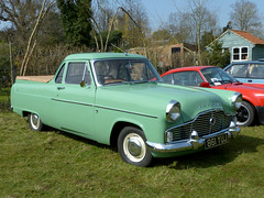 Ford Zephyr Mk 2 Utility 1960 P1180621mods (Andrew Wright2009) Tags: uk 2 england white classic cars ford suffolk lion australia utility historic zephyr vehicle mk automobiles ufford
