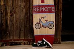 TNS - Sequières (31) (FloLfp) Tags: texture pentax remote wakeboard toulouse chaussures planche mobilette tns sesquières