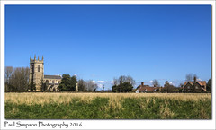 Appleby, North Lincolnshire (Paul Simpson Photography) Tags: church nature sunshine spring village bluesky appleby ruralengland northlincolnshire stbartholomew photosof imageof photoof imagesof photostakenwith sonya77 paulsimpsonphotography ruralbritian april2016
