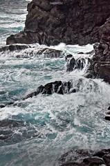 Catania - Waves (Fabio Caf) Tags: mare waves wave potenza catania onde energia scogli schiuma pietralavica ognina maremosso