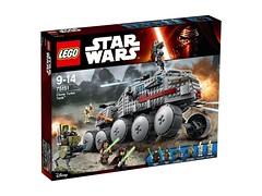 LEGO Star Wars 75151 Clone Turbo Tank box (hello_bricks) Tags: eclipse starwars fighter lego tie rey xwing legostarwars tiefighter awing freemaker jakku 75145 75147 75148 75149 75151 starwarsrebels hellobricks