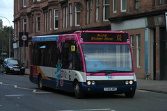 47163 YJ05XNC (Wee G 1&2 Branded) (G1 - Ruchill Student Village) (AMcC1970) Tags: g wee stagecoach
