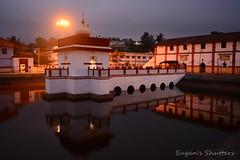 Serenity.. (Sugan Raj) Tags: temple lowlight serene madikeri omkareshwara nikond5200 sugansshutters