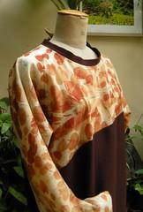 robe japan eucal garance