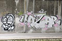 Mazar (Sbastien Casters) Tags: street urban streetart france art graffiti urbanexploration urbain mazar