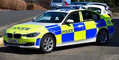 LJ15BVL (Cobalt271) Tags: auto proud police northumbria bmw vehicle to motor saloon protect livery patrols 330d xdrive lj15bvl