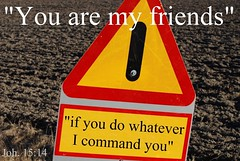 "Yeshua: ""You are my friends"" (Jouni Niirola) Tags: friends friend jesus yeshua jeesus"