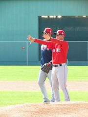2016 Red Sox Spring Training - Workouts (murphman61) Tags: boston spring baseball florida redsox fl practice ftmyers springtraining leecounty mlb fortmyers majorleague workouts