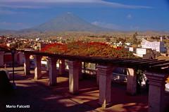 Per: Arequipa: at Yanahuara (mariofalcetti) Tags: city landscape town per arequipa paesaggio citt