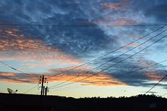 26/03/2016 (Blitzkrieg-Bop) Tags: sky color sol colors do por anoitecer