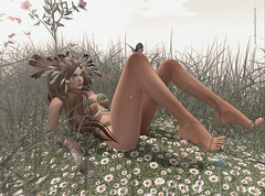 Silence remains at the end (BetaTested (Ealeen Debbel)) Tags: flowers trees moon beauty grass fashion fairytale mesh skin landscaping fair sl event fairy fantasy secondlife deco lode belleepoque littlebranch maitreya fantasyfaire catwa