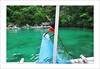 When the rain stopped (pickled_newt) Tags: sea boat philippines motorboat banka islandhopping palawan limestones busuanga outriggerboat baroto calamianarchipegalo