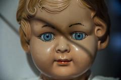 (michael_hamburg69) Tags: museum germany toy deutschland doll blueeyes elmshorn augen schleswigholstein puppe industriemuseum blaueaugen photowalkmitankeknipst puppenweinennicht