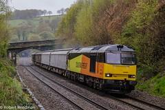 60085 6S47 (47843 Vulcan) Tags: st andrews brush tug derby chevin class60 60085 colasrail oxwellmains 6s47