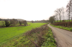 """""""The Long & Winding Road"""" (Adam Swaine) Tags: uk winter england english canon countryside kent walks seasons britain valley fields roads counties hedges eynsford 2015 swaine darent hedgrows"""