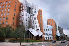 MIT (Andrea Bressan) Tags: building architecture university technology institute arancione