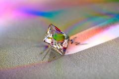 Diamonds are... (donjuanmon) Tags: rock stone colorful diamond precious cliches sliders hss hcs clichesaturday slidersunday donjuanmon