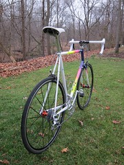 Somec Top Class - Columbus EL (ElvisMerckx) Tags: tuttifrutti campagnolo somec columbustubing