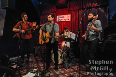 Rob Moir & The Great Lates (smcgillphotography) Tags: music toronto ontario canada rock folk live indie gigs acoustic shows concerts cameronhouse robmoir greatlates