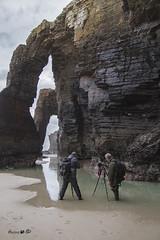 Playa de las Catedrales- (ANAIGP) Tags: mar playa lugo ascatedrais ribadeo fotgrafos playadelascatedrales marcantbrico