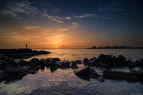 Mahim Sunset