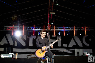 Anti-Flag // Shot by Carl Battams