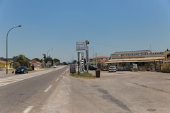 Route Nationale 7 [D7N] - Le Luc (France) (Meteorry) Tags: road france caf june restaurant europe traffic parking roadtrip paca route provence circulation var chemin draguignan n7 jeux 2015 meteorry provencealpesctedazur nationale7 routenationale provencealpesctedazur leluc d7n chezmaxime routedenice lolivade restoroutier