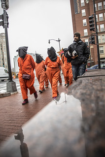Witness Against Torture Marches