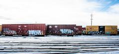 Rail Cars, Duluth (Sharon Mollerus) Tags: railroad minnesota unitedstates fc duluth ricespoint