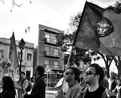 "Manifestao - ""Gerao  Rasca"" em Faro 12/03/2011 (Helena S.) Tags: portugal faro demonstration algarve"