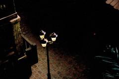 Street lamp. (opalkowska) Tags: street lamp analog dark darkness zenit