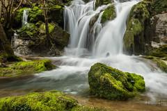 Cascadas de la Toberia (Sergio Nevado) Tags: agua paisaje alava vasco euskadi pais araba cascadas andoin sedas toberia