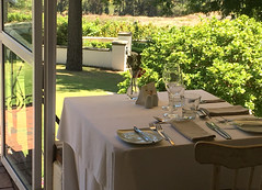 Lunch at La Petite Ferme (RobW_) Tags: africa restaurant south february thursday franschoek westerncape 2016 lapetiteferme 25feb2016