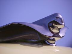 SaTiSFieD. (Warmoezenier) Tags: auto classic car coche oldtimer satisfied contento embleem balanceo tevreden